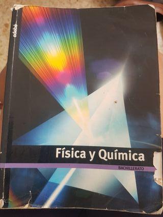 Libro fisica y quimica de bachillerato