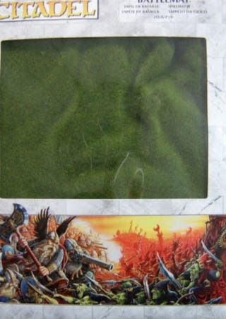 Warhammer battlemat Tapete Age of sigmar escenogra