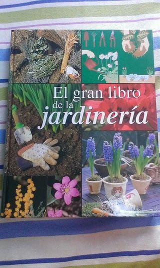 Libro jardinería