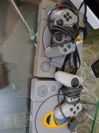 Consola playstation 1
