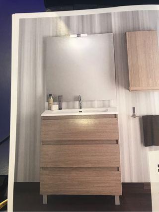 Conjuntos Muebles de baño