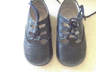 Zapato inglesito marino T20