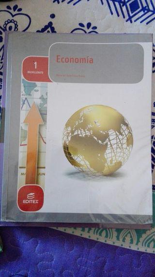 libro de economía,editex
