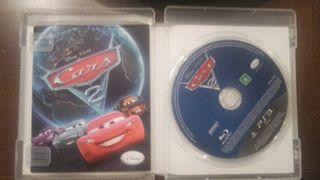 Cars 2 PS3 en perfecto estado