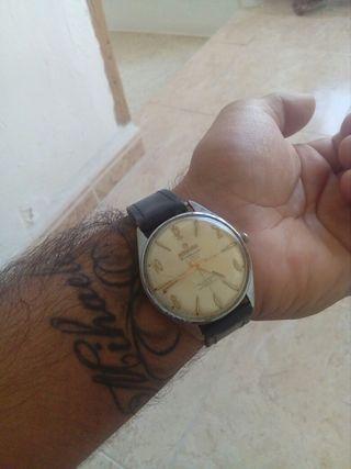 reloj suizo vintage