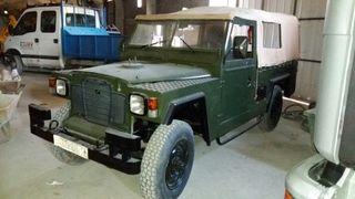Land Rover ligero 109 militar