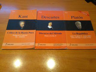 Libros de Filosofía Bachillerato