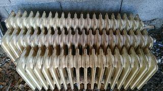 radiadores hierro