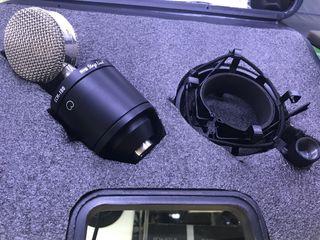 Microfono estudio stage line ecm-180