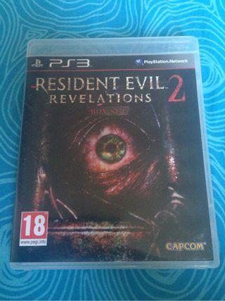 Resident evil revelations 2 ps