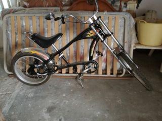 Bicicleta Chopper cobra