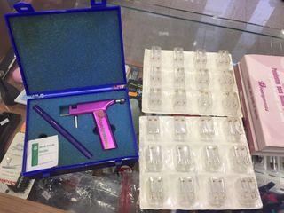Pistola para hacer pendientes