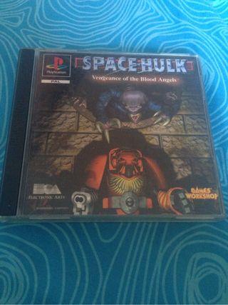 Space hulk ps1