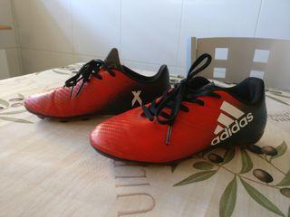 botas fútbol niño