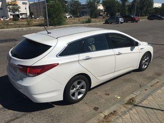 Hyundai i40 1.7crdi bluedrive drive
