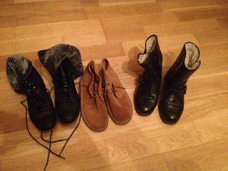 calzado botas chica num39 últimos días!!