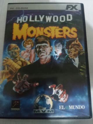 Hollywood Monsters Pc