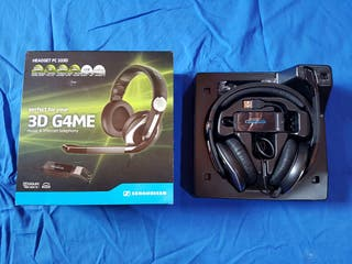 Auriculares Gaming Sennheiser Headset PC 333D