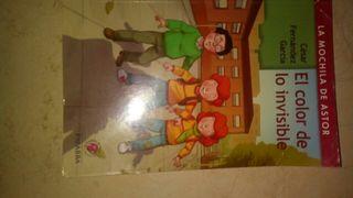 Libro lectura infantil