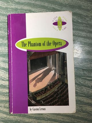 The Panthom of the opera