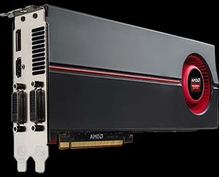 Tarjeta Gráfica AMD Radeon HD 5800 Series