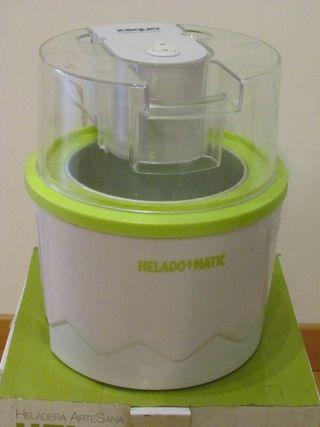 Heladera Artesana Heladomatic
