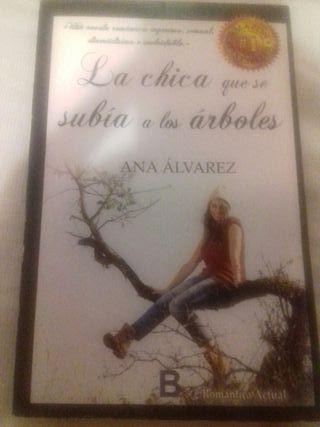 Libro ( la chica que se subia a los arboles )