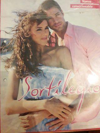 Coleccionable de telenovela Sortilegio