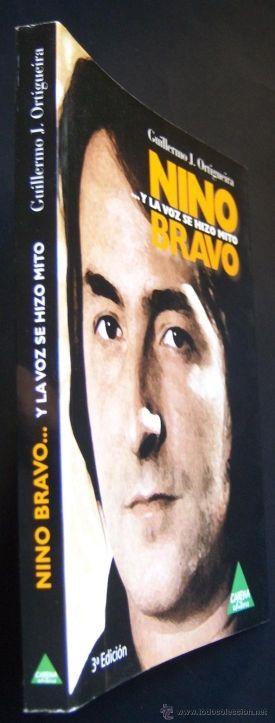 Libro NINO BRAVO