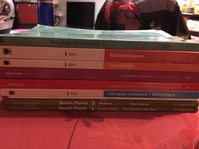 Libros 1 eso quercus