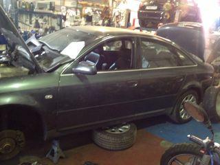 Audi A6 2.4 V6 gasolina