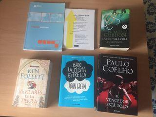 SET libros de lectura