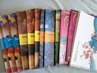 Libros 6° de prim. edit. sm. 5° Vendido.