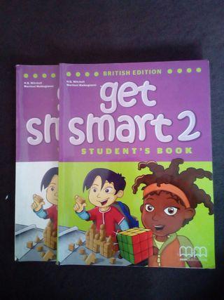 Get Smart 2 Students Book & Workbook