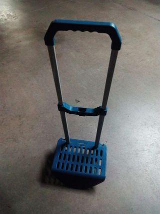 Trolley para mochila