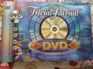 Trivial pursuit con DVD a estrenar