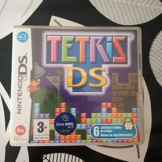 Juego de NDS - Tetris DS