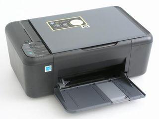 Impresora, escáner, fotocopiadora HP f2420