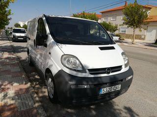 Opel vivaro 1.9