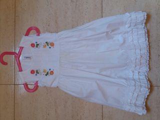 Vestido Mayoral niña talla 5