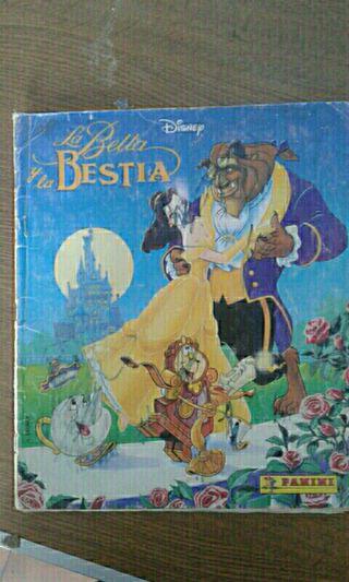 bella y la bestia album