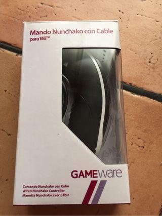 Nunchaco Wii