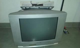 tv sanyo y dvd