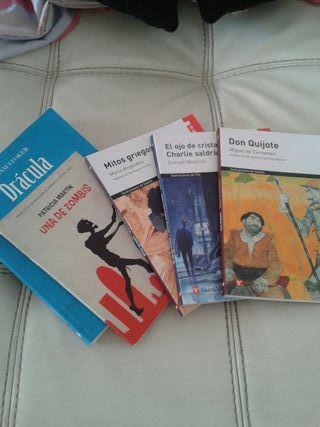 libros de primero de la eso..