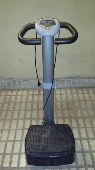 plataforma vibratoria #Urge