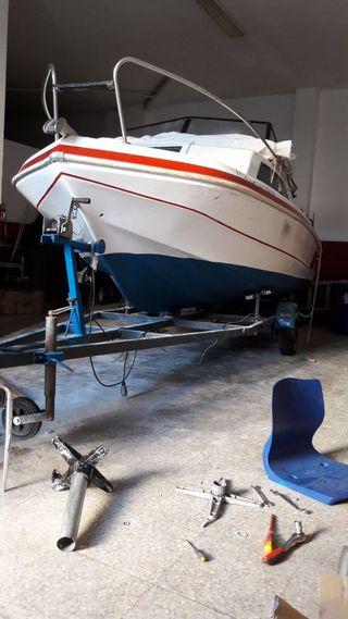 Vyron barco