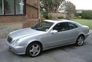 Mercedes-benz clk 320 automatico