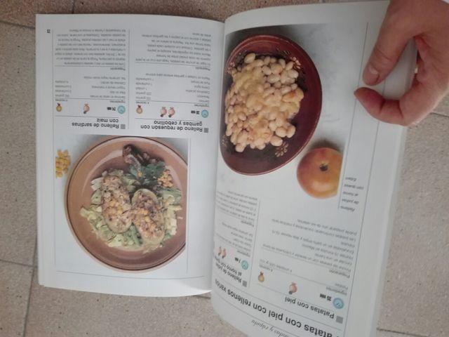 Libro «COCINA RÁPIDA CON MICROONDAS»