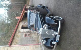 Mercedes-Benz 170DA 1953.en perfecto estado,