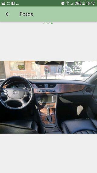 Mercedes- benz cls